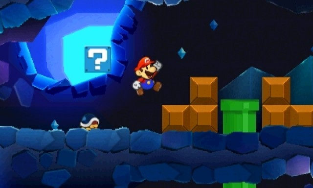 Screenshot - Paper Mario 3DS (3DS) 2229443