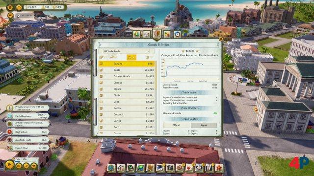 Screenshot - Tropico 6 (PC) 92602080