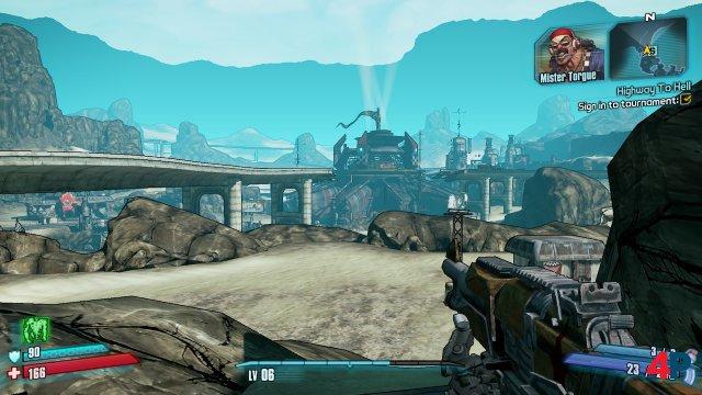 Besser spät als nie: Neben Mafia, XCOM 2 und BioShock sind jetzt auch die ersten drei Borderlands-Teile auf Switch spielbar - einschließlich aller Downloadinhalte.
