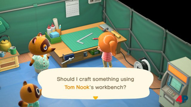 Screenshot - Animal Crossing: New Horizons (Switch)