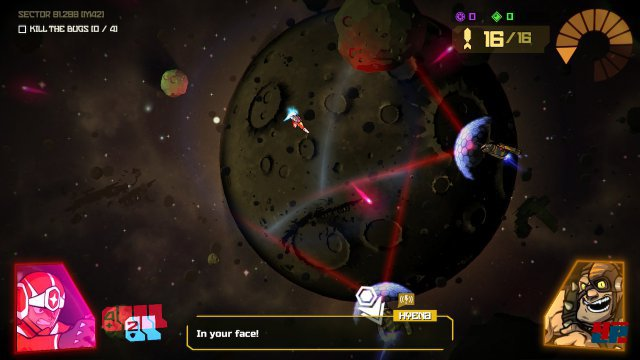 Screenshot - Galak-Z: The Dimensional (Switch)