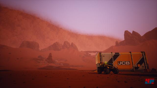 Screenshot - JCB Pioneer: Mars (PC)