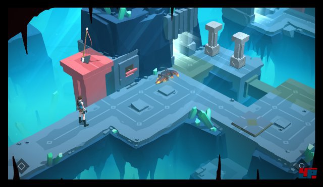 Screenshot - Lara Croft Go (Android)