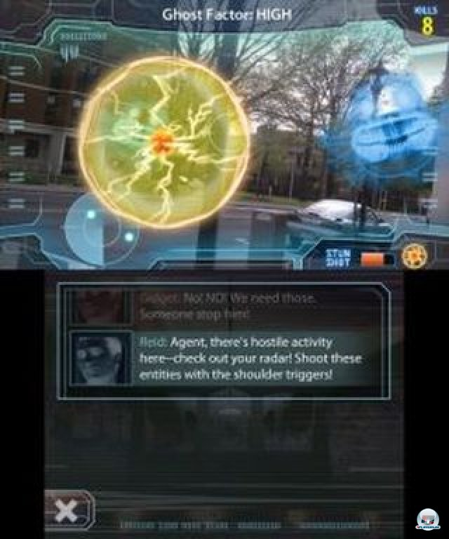 Screenshot - The Hidden (3DS)
