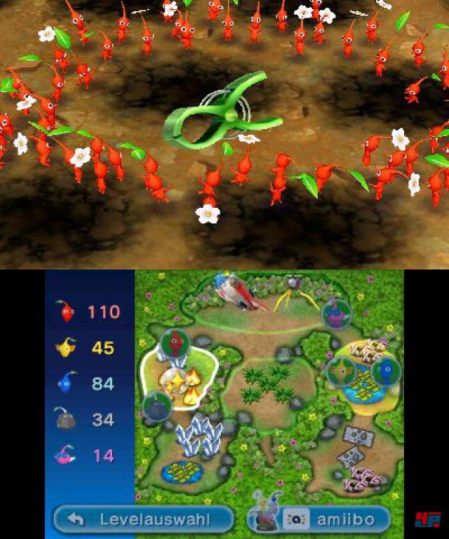 Screenshot - Hey! Pikmin (3DS) 92550149