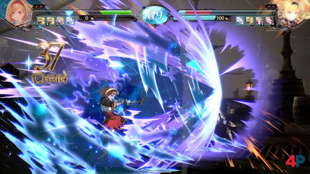 Screenshot - Granblue Fantasy: Versus (PS4) 92610217