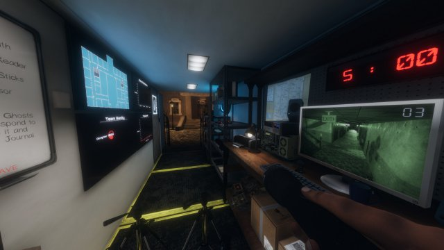 Screenshot - Phasmophobia (HTCVive, OculusRift, PC, ValveIndex, VirtualReality)