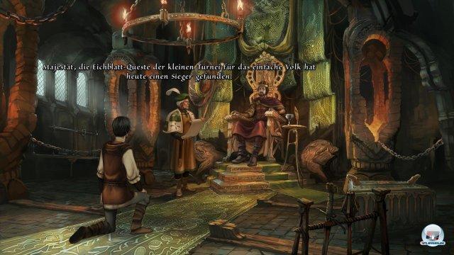 Screenshot - Das Schwarze Auge: Satinavs Ketten (PC) 2374732