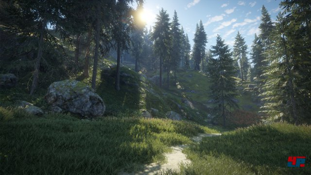 Screenshot - theHunter: Call of the Wild (PS4)