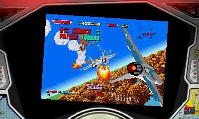 Screenshot - 3D After Burner 2 (3DS)