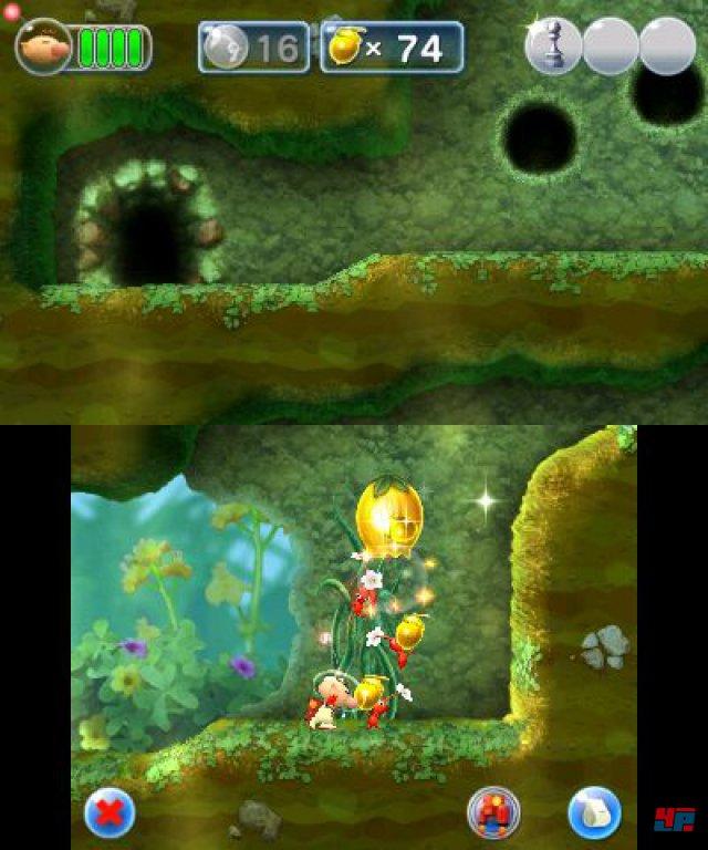Screenshot - Hey! Pikmin (3DS) 92550160