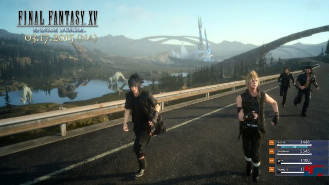 Screenshot - Final Fantasy 15 (PlayStation4) 92500914