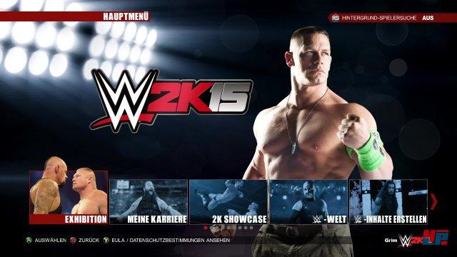 Screenshot - WWE 2K15 (PC)