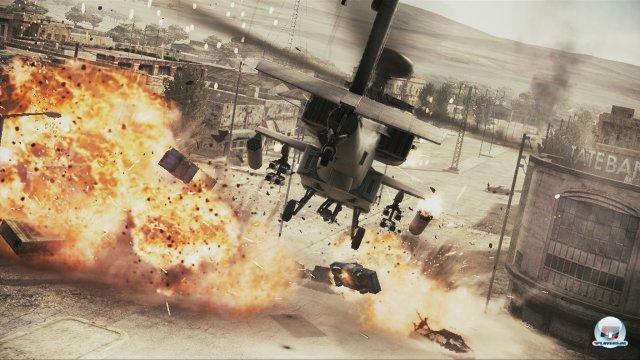 Screenshot - Ace Combat: Assault Horizon (360) 2262177