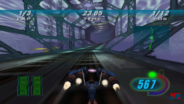 Screenshot - Star Wars: Episode 1 Racer (PC)