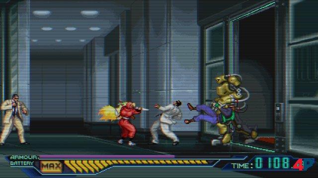Screenshot - The Ninja Saviors: Return of the Warriors (Switch) 92603127