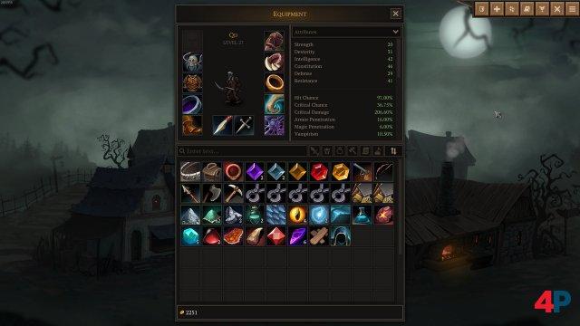 Screenshot - Dark Bestiary (PC) 92619338