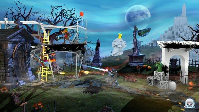 Screenshot - PlayStation All-Stars: Battle Royale (PlayStation3) 92456521