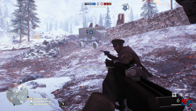 Screenshot - Battlefield 1: In The Name Of The Tsar (PC)