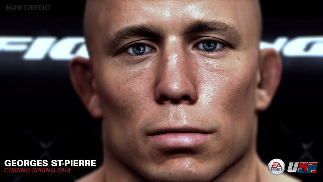 Screenshot - EA Sports UFC (PlayStation4) 92475762
