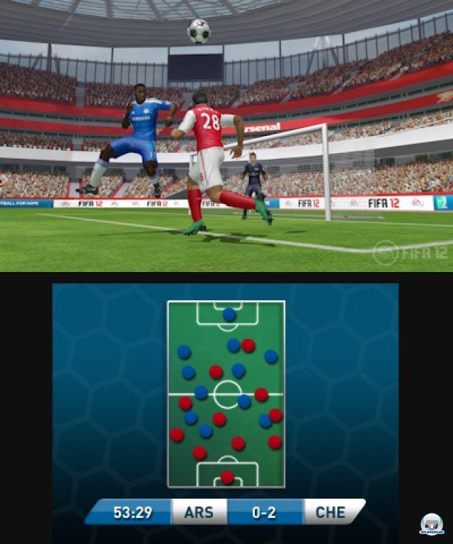 Screenshot - FIFA 12 (3DS) 2271737