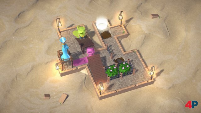 Screenshot - Puddle Knights (PC)