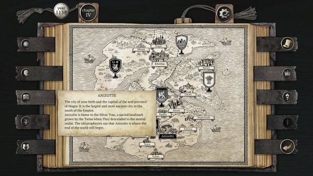 Screenshot - The Life and Suffering of Sir Brante (PC)