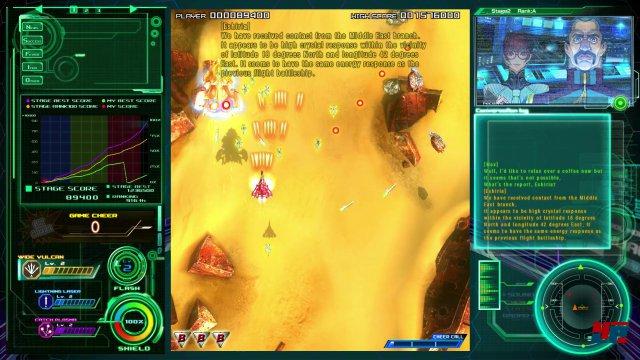 Screenshot - Raiden 5 (XboxOne) 92526006