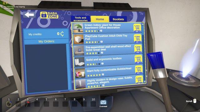 Screenshot - SuchArt: Genius Artist Simulator (PC)
