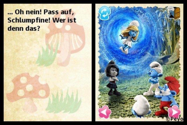 Screenshot - Die Schlümpfe 2 (NDS) 92458856
