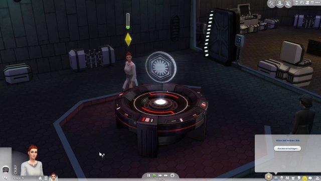 Screenshot - Die Sims 4 Star Wars: Reise nach Batuu-Gameplay-Pack (PC) 92624203