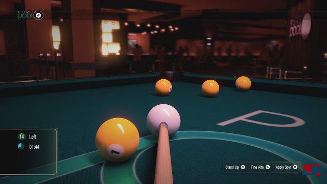 Screenshot - Pure Pool (XboxOne)
