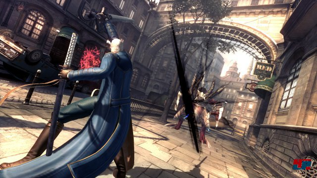 Screenshot - Devil May Cry 4 (PlayStation4) 92504970
