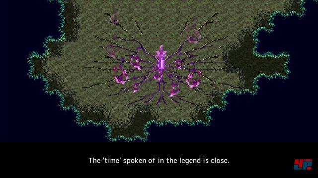 Screenshot - Legend of the Tetrarchs (Android)