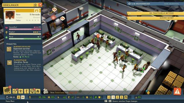 Screenshot - Evil Genius 2: World Domination (PC) 92638271