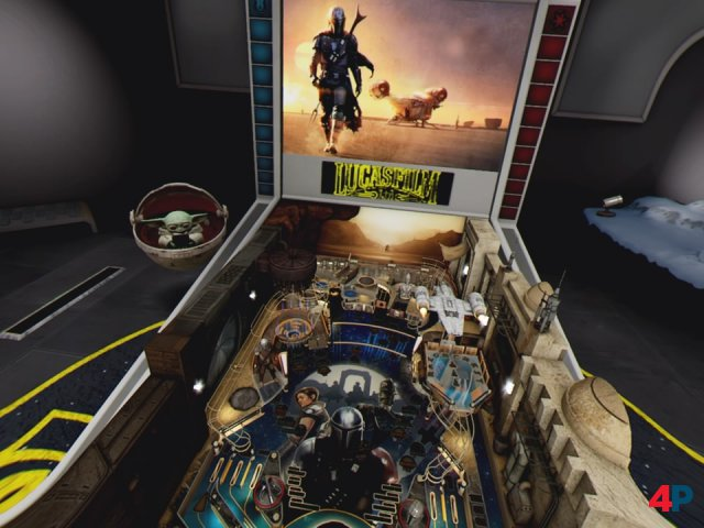 Screenshot - Star Wars Pinball VR (PlayStationVR) 92640870