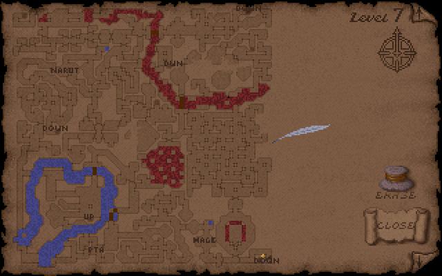 Screenshot - Ultima Underworld: The Stygian Abyss (PC) 92562198