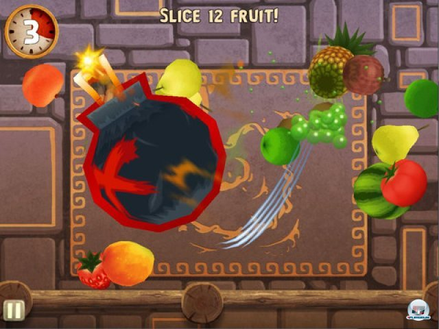 Screenshot - Fruit Ninja: Puss in Boots (iPad) 2298212