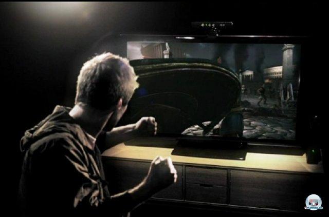 <b>Ryse </b>(360, Microsoft/Crytek)<br><br>Trotz interessanter Ansätze und mittlerweile aufgeweichter Richtlinien, dank derer Kinect auch als ergänzendes Steuerungsgerät für einige der so genannten