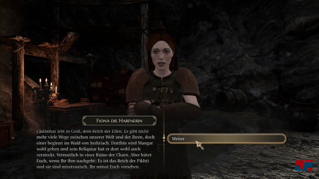 Screenshot - The Bard's Tale 4: Barrows Deep (PC) 92574211