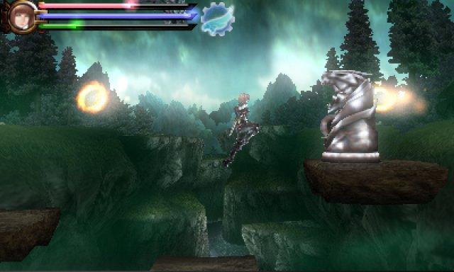 Screenshot - AeternoBlade (3DS) 92478525