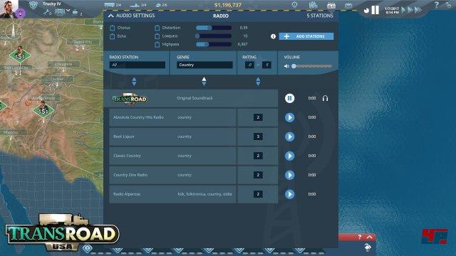 Screenshot - TransRoad: USA (Mac) 92553999