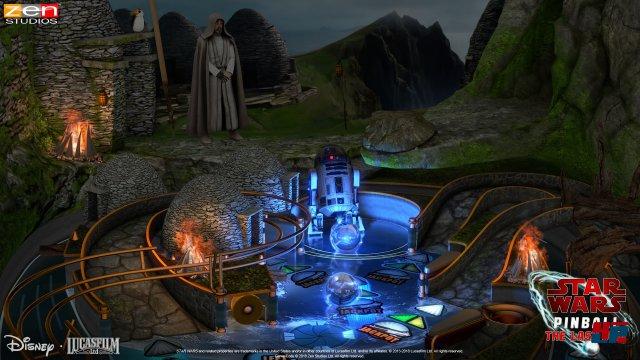 Screenshot - Star Wars Pinball: The Last Jedi (PC) 92563895