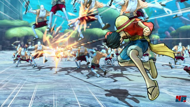 Screenshot - One Piece: Pirate Warriors 3 (PlayStation3) 92496568