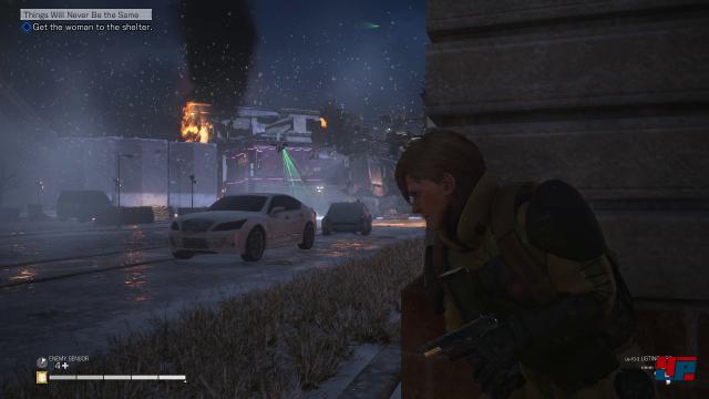 Screenshot - Left Alive (PC) 92583837