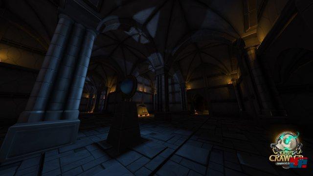 Screenshot - KryptCrawler (OculusRift)