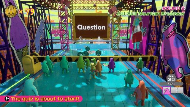 Screenshot - Survival Quiz CITY (PC)
