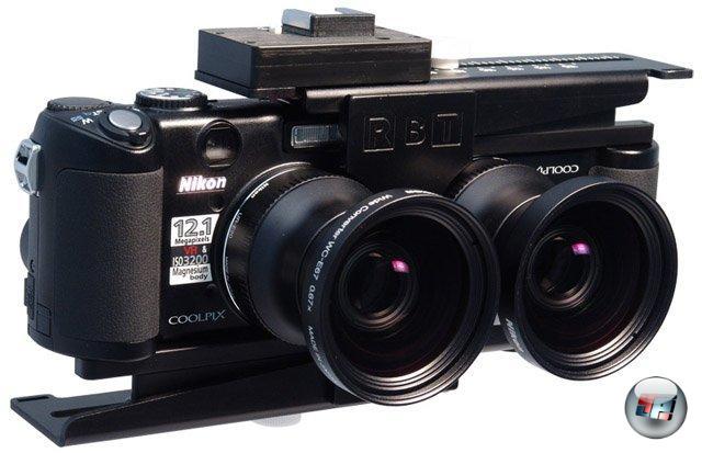 <br><br>Die Fotografie war schon immer mit der Entwicklung der Stereoskopie verknüpft. Die Kombination erfreut sich auch heute einer wachsenden Beliebtheit und es kommen neue Digitalkameras auf den Markt, mit denen man mit einem Klick 3D-Bilder schießen kann... 2049208