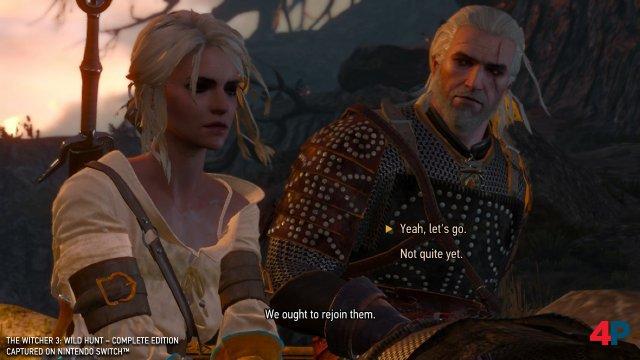 Screenshot - The Witcher 3: Wild Hunt (Switch) 92594585