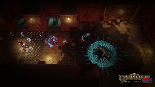 Screenshot - Gauntlet  (PlayStation4) 92511966